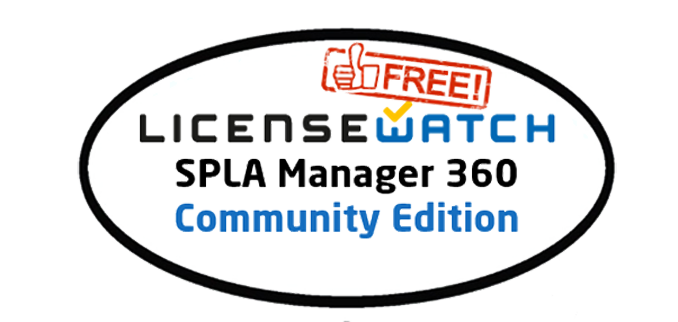 SPLA Manager 360 Community Edition